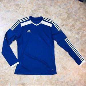 🆕 Adidas 3 Stripe Jersey Shirt